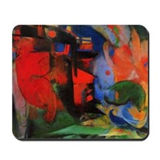 Abstract Forms Mousepad