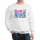 Pretty & Powerful Basketball Sweatshirt