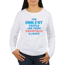 Coolest: Deerfield, IL T-Shirt