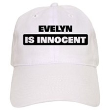 EVELYN is innocent Baseball Cap