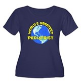 World's Greatest Pedia.. (D) Women's Plus Size Sco