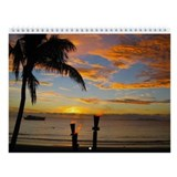 Beach - Wall Calendar