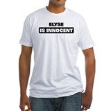 ELYSE is innocent Shirt