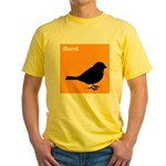 iBand (orange) Yellow T-Shirt