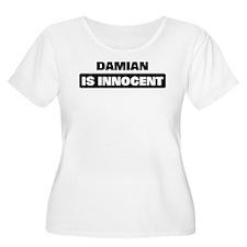 DAMIAN is innocent T-Shirt
