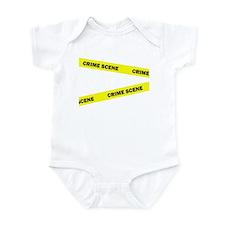 Crime Scene Infant Bodysuit