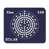 Ununnilium 110 Mousepad