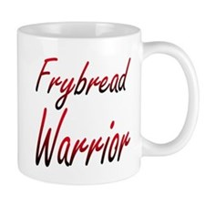 Frybread Warrior Mug