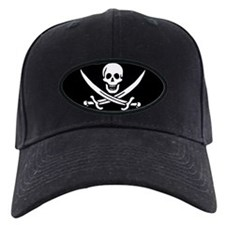 Calico Jack Rackham Pirate Flag Baseball Hat