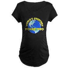 World's Greatest Poker.. (D) T-Shirt