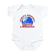 World's Greatest Schoo.. (F) Infant Bodysuit