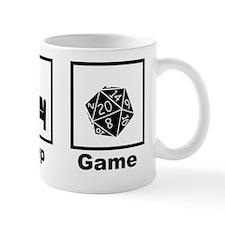 Eat, Sleep, Game Role Playing Mug