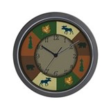 Moose Wall Clocks