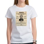 Wanted Bumpy Johnson Women's T-Shirt