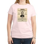 Wanted Bumpy Johnson Women's Light T-Shirt