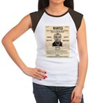 Wanted Bumpy Johnson Women's Cap Sleeve T-Shirt