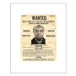Wanted Bumpy Johnson Small Poster