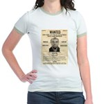Wanted Bumpy Johnson Jr. Ringer T-Shirt