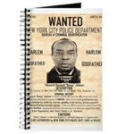 Wanted Bumpy Johnson Journal