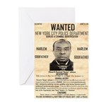 Wanted Bumpy Johnson Greeting Cards (Pk of 20)