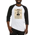 Wanted Bumpy Johnson Baseball Jersey
