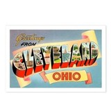 Cleveland ohio Postcards