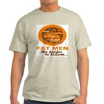 Fat Men Ash Grey T-Shirt