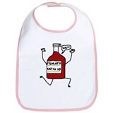 Tomato catch up Bib