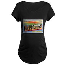 Wheeling West Virginia Greetings (Front) T-Shirt