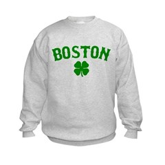 Boston Irish Kids Sweatshirt