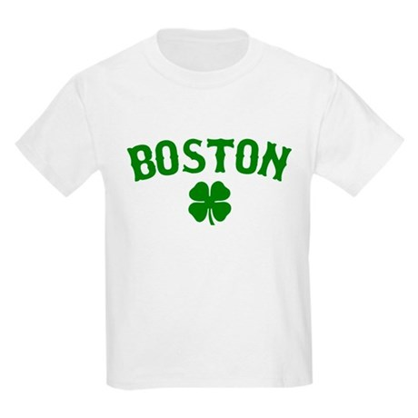 Boston Irish Kids Light T-Shirt