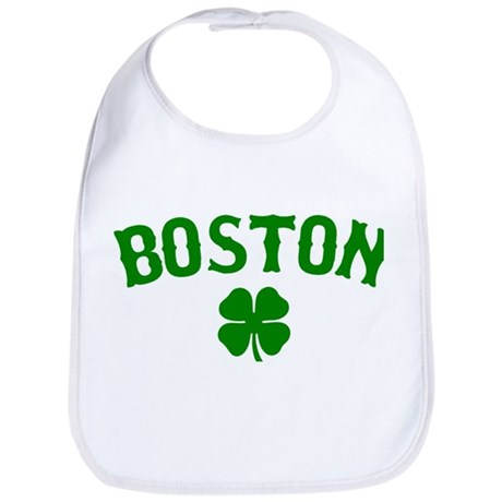 Boston Irish Bib