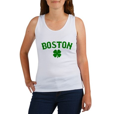 Boston Irish Women's Tank Top