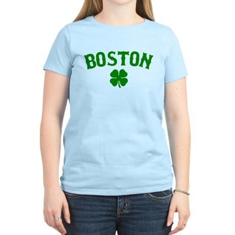 Boston Irish Women's Light T-Shirt