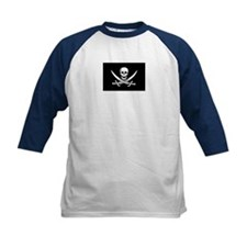Pirate Kid Calico Jack Rackham Baseball Jersey