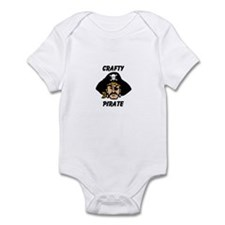 Crafty Pirate - Arts and Craf Infant Bodysuit