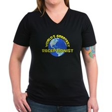 World's Greatest Recep.. (D) Shirt
