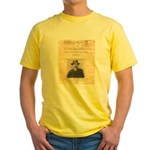 Reward Mysterious Dave Yellow T-Shirt