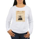 Reward Mysterious Dave Women's Long Sleeve T-Shirt
