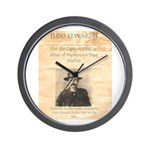 Reward Mysterious Dave Wall Clock