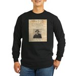 Reward Mysterious Dave Long Sleeve Dark T-Shirt