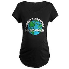 World's Greatest Handy.. (G) T-Shirt