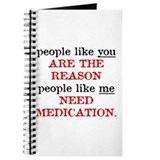 People Like You.. Medication Journal