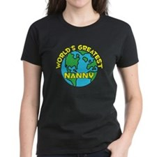 World's Greatest Nanny (H) Tee