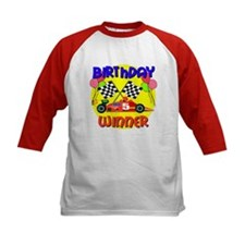 Racecar 5th Birthday Tee