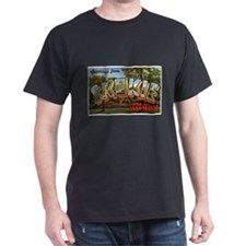 Skokie Illinois Greetings (Front) T-Shirt