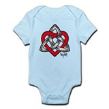 Faithful Heart Infant Bodysuit