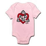 Faithful Heart Onesie
