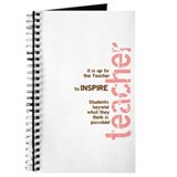 Teacher's Inspire Journal