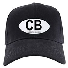 Cape Breton Oval Baseball Hat